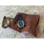 Watch Roll Brown 2 – Opbevarings Rulle Til 2 Ure – Goriani Leather